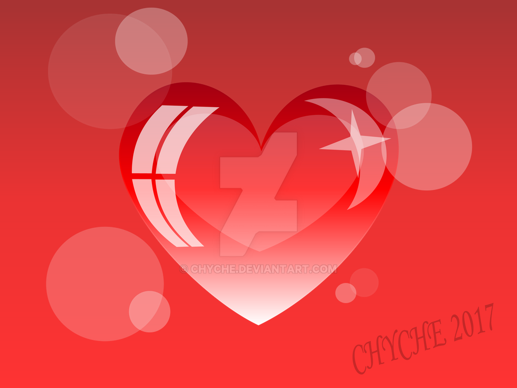 Heart by Chyche