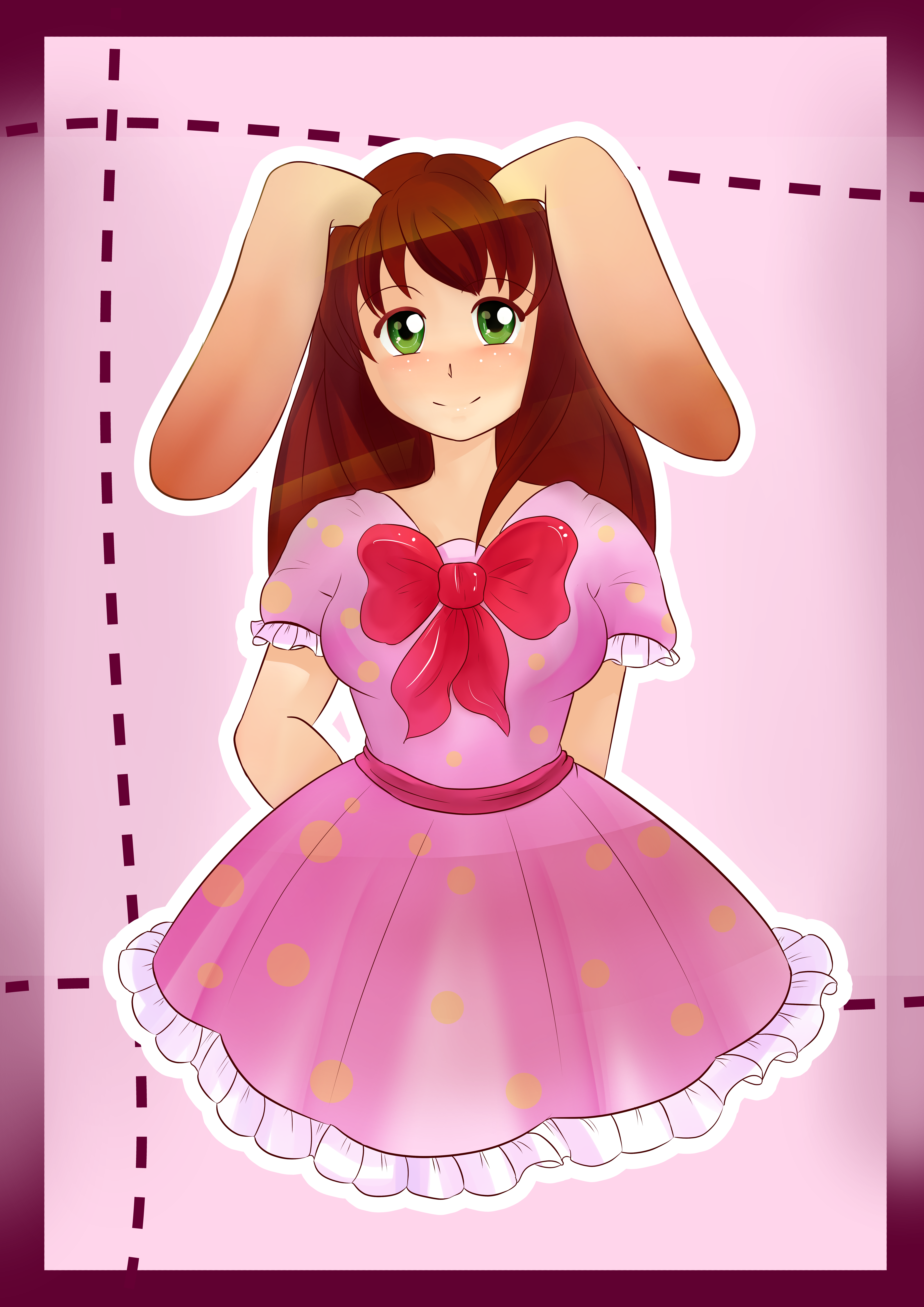 Bunny Girl by Chyche