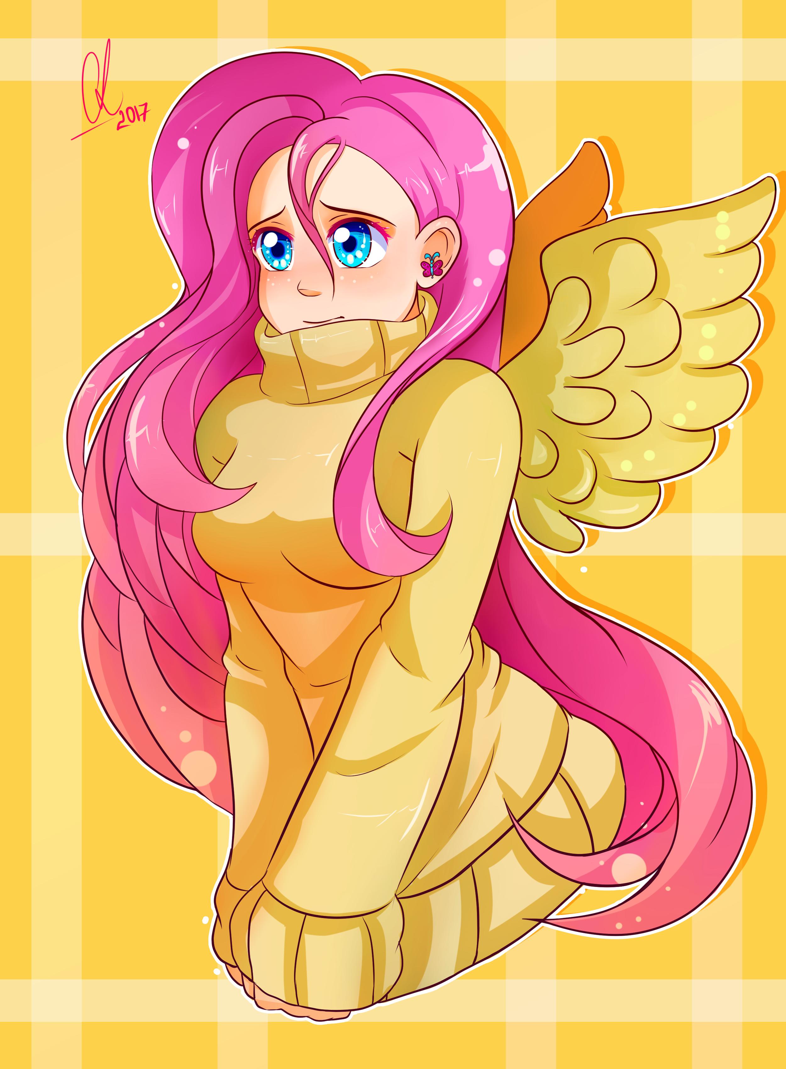 Flattershai - My little pony by Chyche