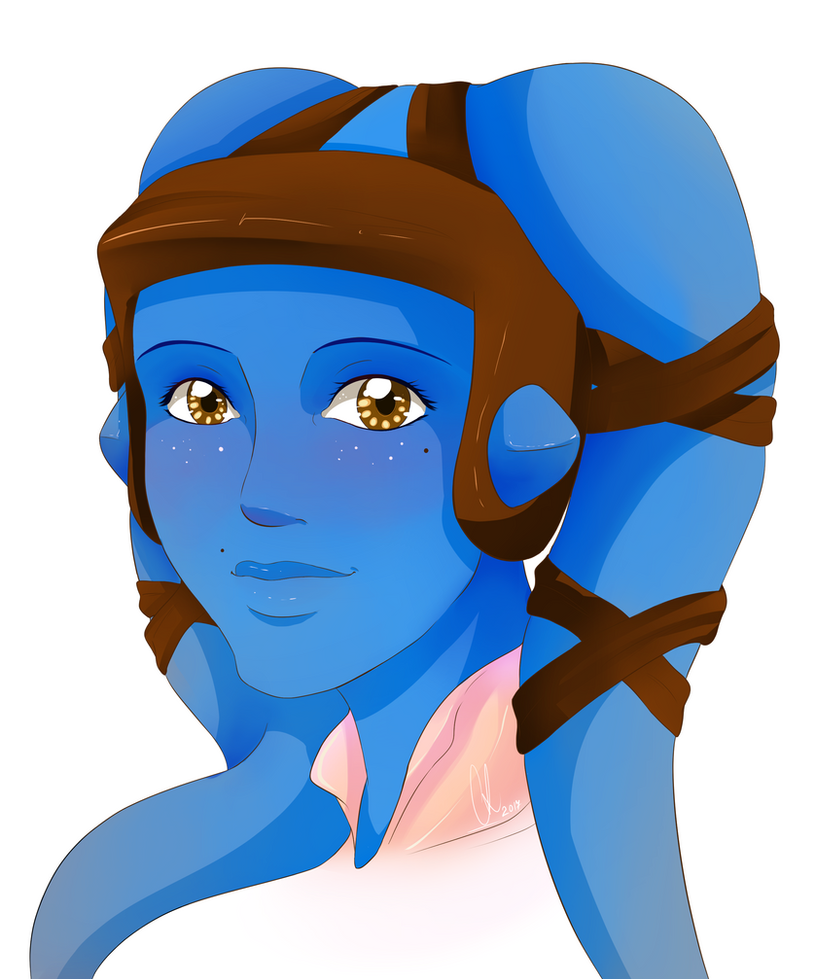 Twilek by Chyche