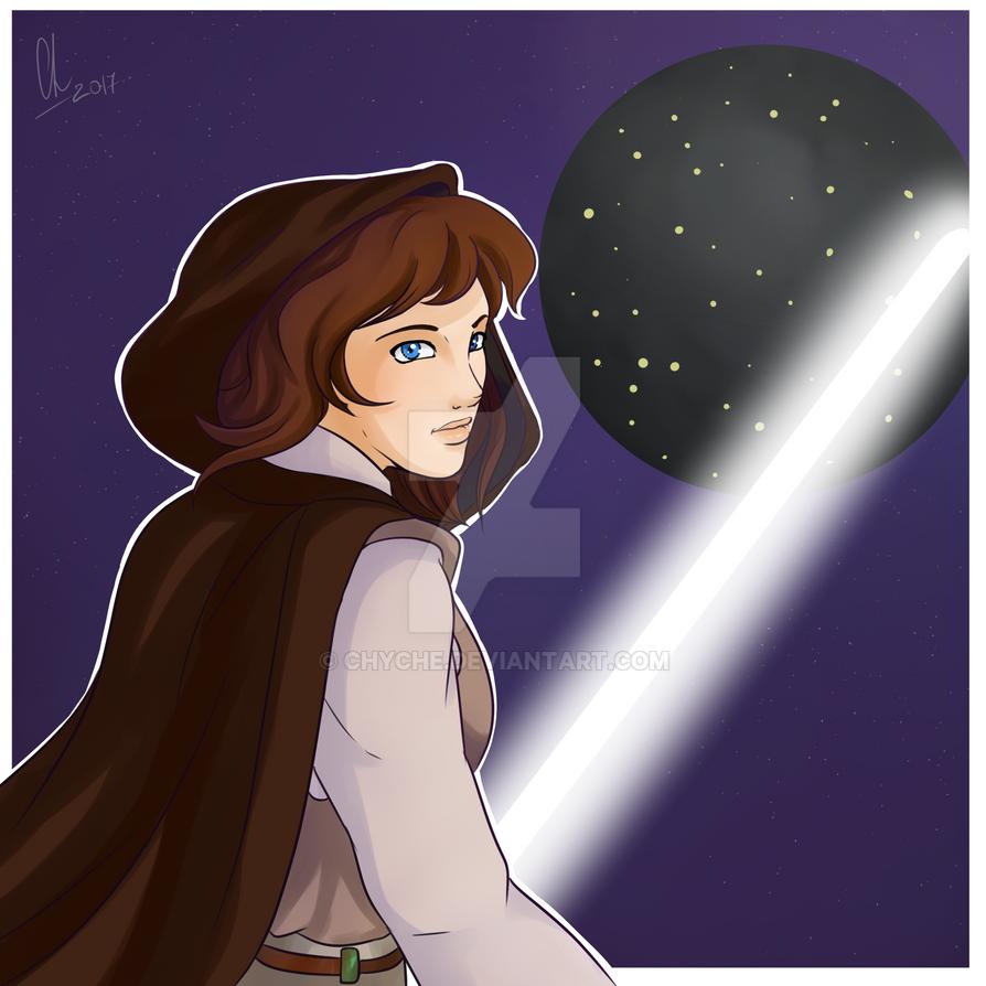 Jedi by Chyche