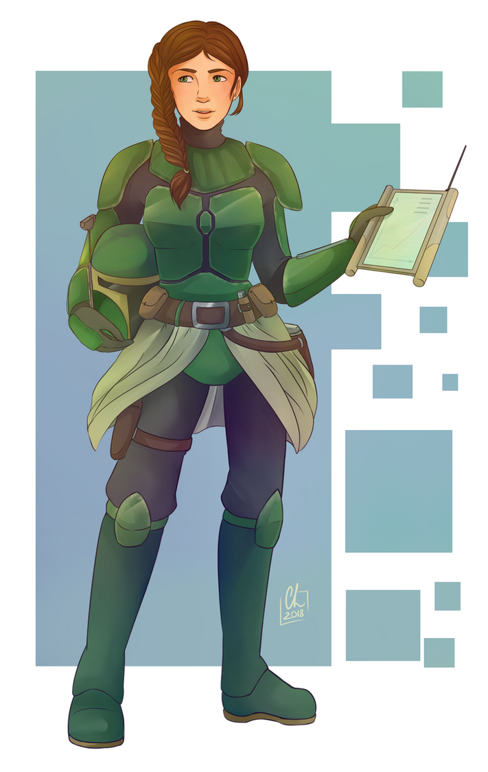 [Commission] - Soniee by Chyche