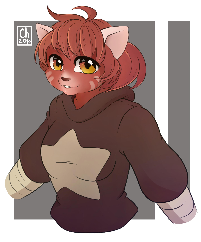 [Furri] - Red Panda by Chyche