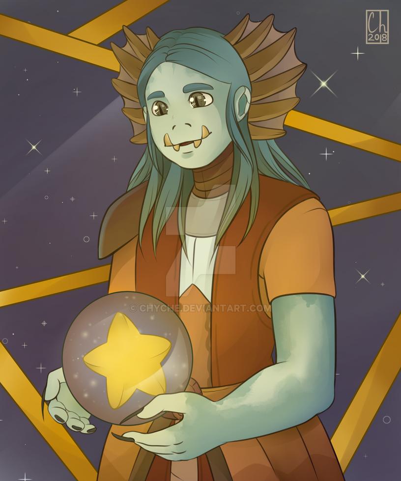 [Art] - Star Light by Chyche