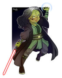 [Commission] - Mirialan Sith Esther'esh