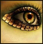eye of a nymph,