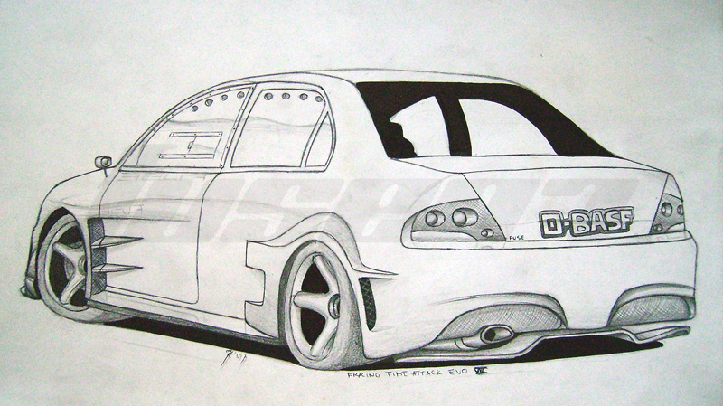 List Of Synonyms And Antonyms Of The Word Evo 8 Drawings