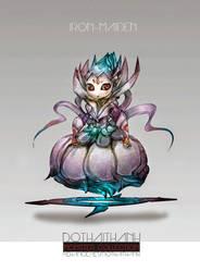 Iron-maiden by dothaithanh