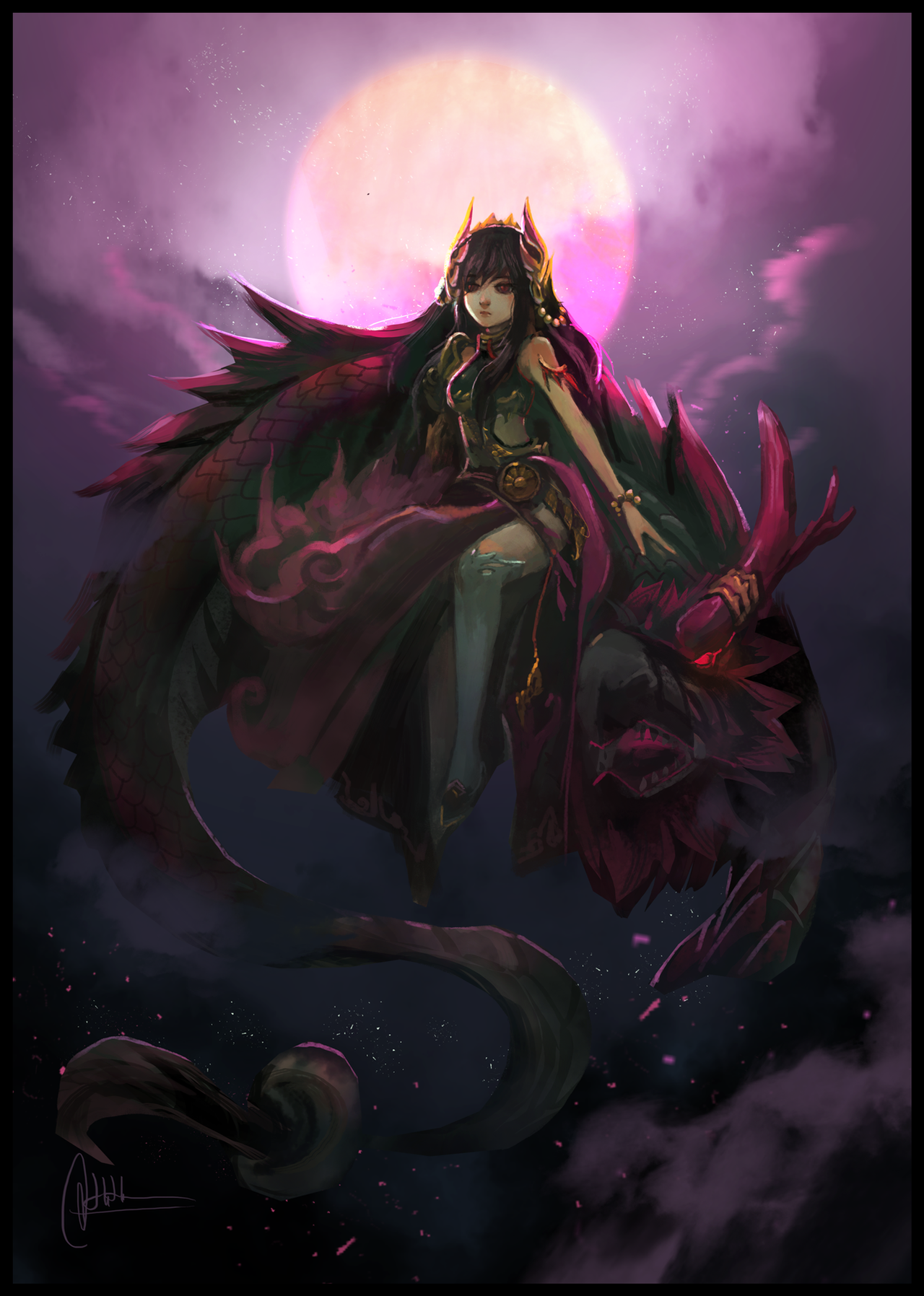 Rin fanart by dothaithanh
