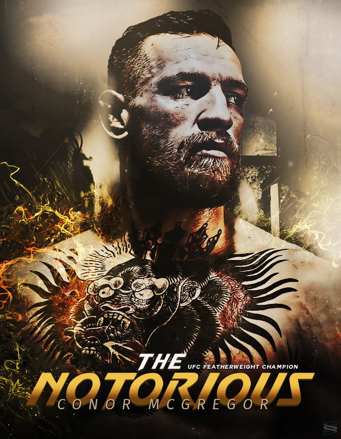 Conor Mcgregor Poster By Design By Swerve On Deviantart