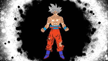 Goku Ultra Instinct Mastered