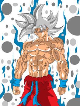 Goku Ultra Instinct ( my way )