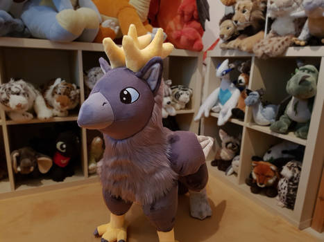 Gryphon Plushie