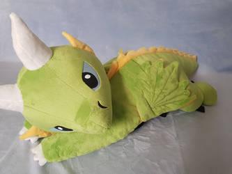 Dragon Plushie Backpack