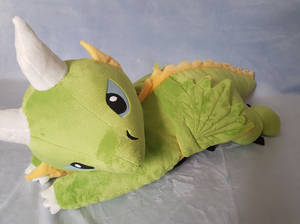 Dragon Plushie Backpack