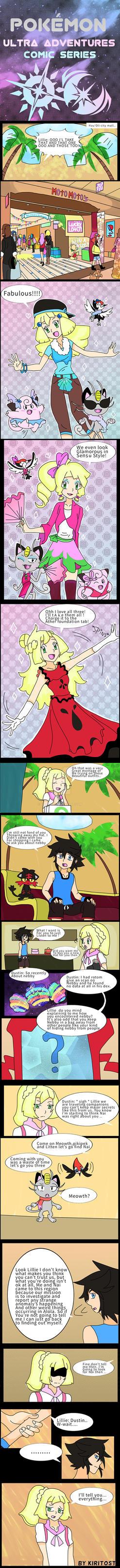 Pokemon Ultra Adevtures Comic Chapter2 pg.21
