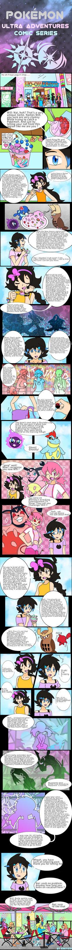 Pokemon Ultra Adventures Comic Chapter2 Pg.22