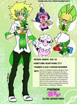 Pokemon Trainer Analysis card: Designer Kurtz by Kiritost