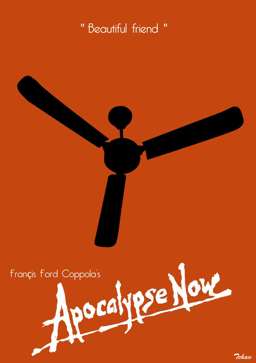 Apocalypse Now Minimalist Poster