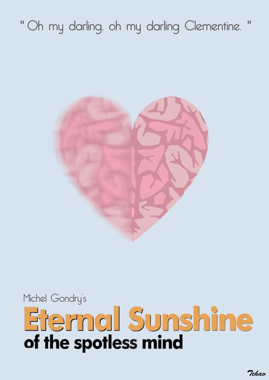 Eternal Sunshine Of The Spotless Mind Minimalist by Tchav ...