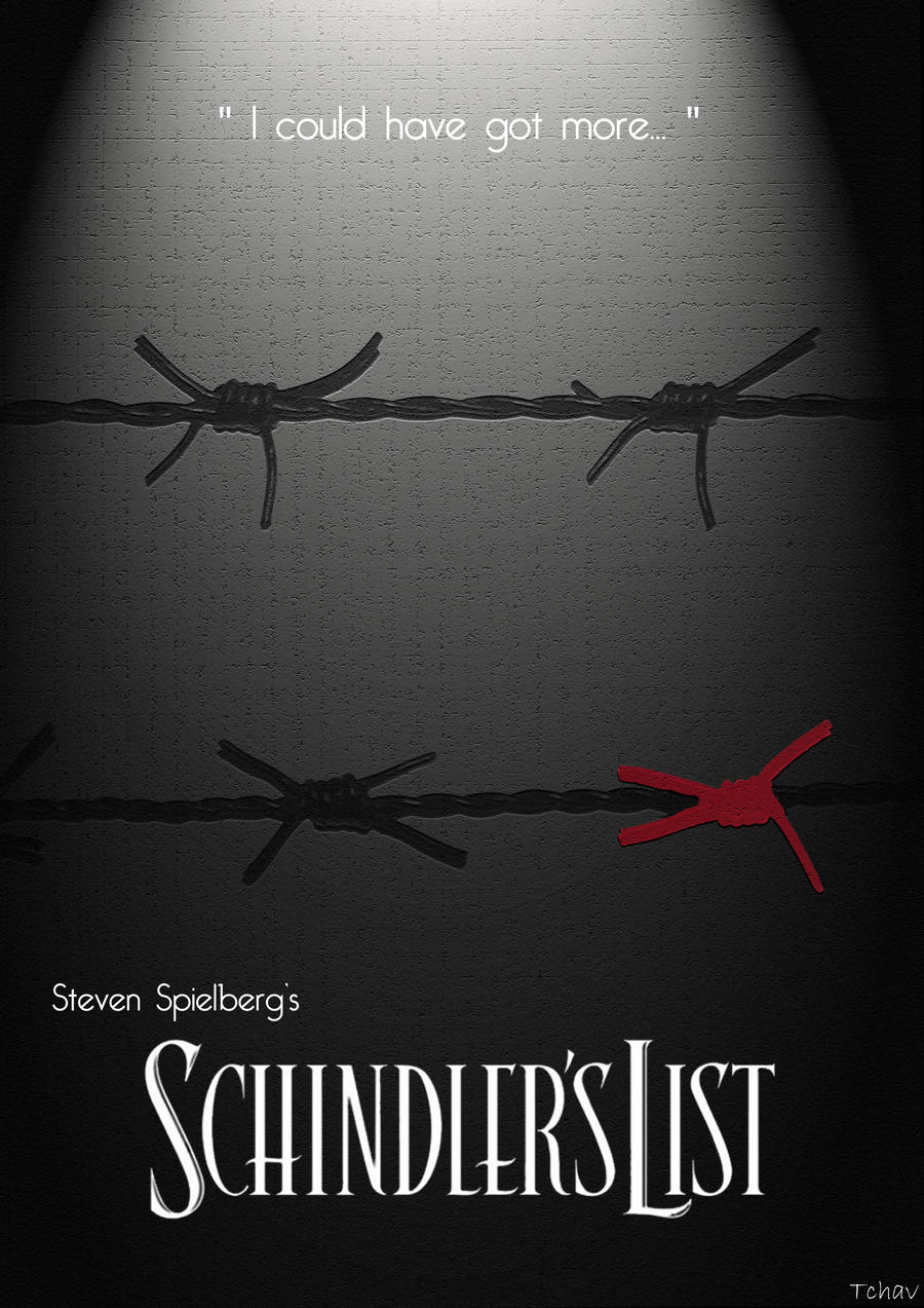 schindlers list review When schindler's list was released in 1993 it was rightly hailed as one of the most powerful films ever made and won seven academy awards, including best picture and best director it is hard to believe now that oskar schindler was virtually unknown at the time, but as with so many aspects of history, it is likely that he.