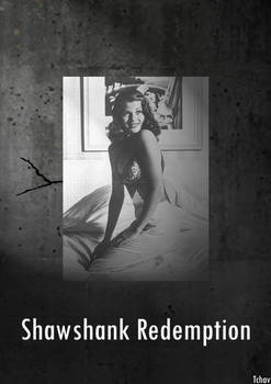 The Shawshank Redemption Minimalist Poster