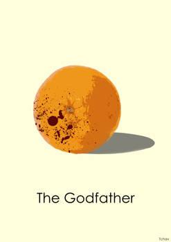 The Godfather Minimalist Poster