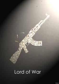 Lord Of War Minimalist Poster