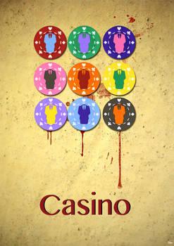 Casino - Minimalist Poster