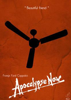 Apocalypse Now (update) Minimalist Poster
