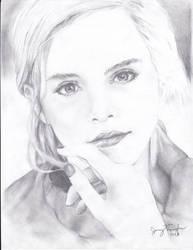Emma Watson by jvaughn789