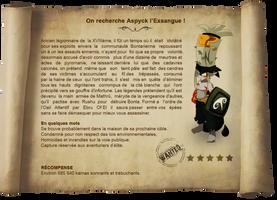 Avis de recherche 2 by Aspyck