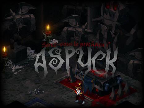 Serez-vous le prochain ? by Aspyck