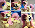 Fluttershy Plushie 3rd edition
