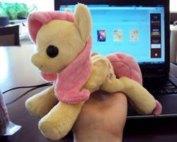 Fluttershy Beanie by ButtercupBabyPPG