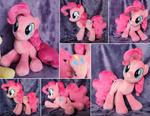 Pinkie Pie Plushie