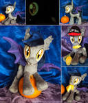 Nightmare Night Contest - Echo the bat pony