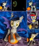 Nightmare Night Contest - Echo the bat pony