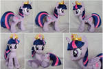 Princess Twilight Sparkle Plushie