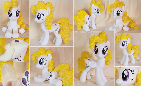 Surprise Plushie with Real Feather Wings