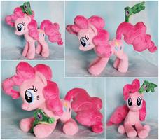 Pinkie Pie Beanie with Gummy by ButtercupBabyPPG