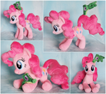 Pinkie Pie Beanie with Gummy