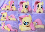 Simple Blushing Fluttershy Beanie