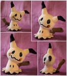 Pokemon Mimikyu Plush - Sewing Pattern for Sale