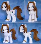 Bee OC Pony Plushie