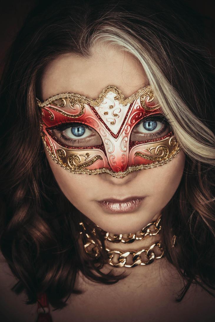 Masquerade by Skvits
