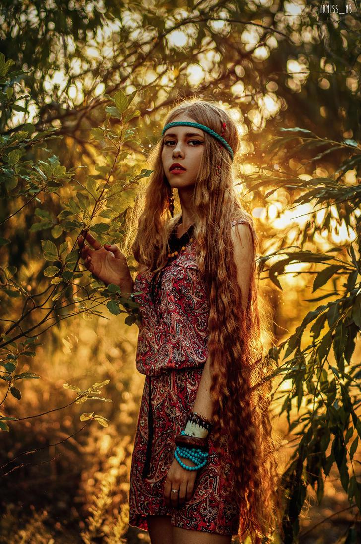 Hippie By Skvits On Deviantart