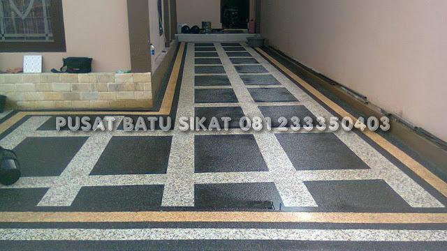 Motif Lantai Carport Batu Sikat Model Minimalis 8 By Raka Nsr On Deviantart