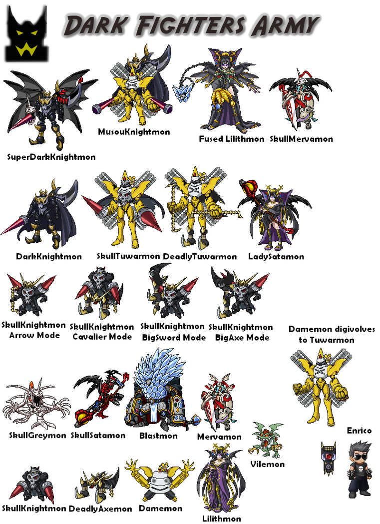 Lilithmon Darkness Mode | www.imgkid.com - The Image Kid ...