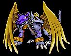 Anubismon Jackal Mode by EnoGreymon